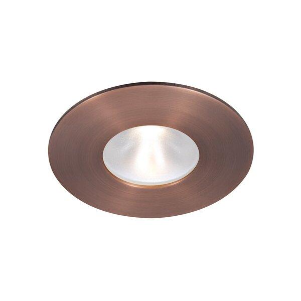 Tesla LED 2 Pinhole Recessed Trim by WAC Lighting