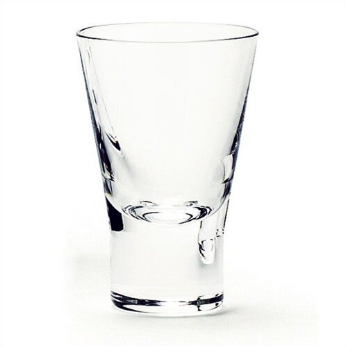 Aarne 1 oz. Crystal Shot Glass (Set of 2) by Iittala