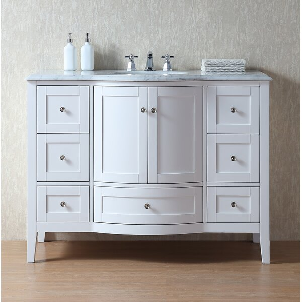 Marilyn 47 Single Bathroom Vanity by dCOR design