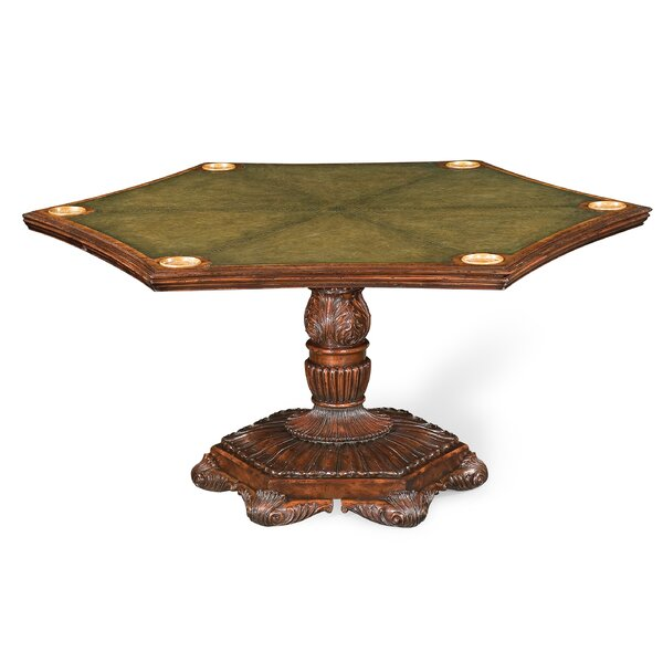 Buckingham Reversible Solid Wood Dining Table by Jonathan Charles Fine Furniture