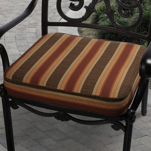 Indoor/Outdoor Sunbrella Dining Chair Cushion by Mozaic Company