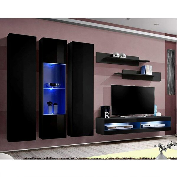 FLYC5 Floating Entertainment Center For TVs Up To 70