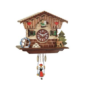 engstler battery operated clock
