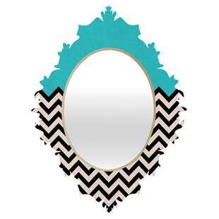 Deny Designs Bianca Green Follow the Sky Accent Mirror