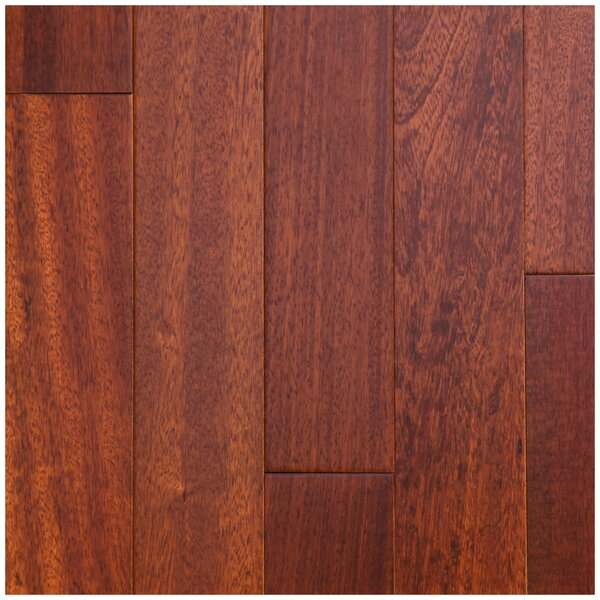 3-1/2 Engineered Brazilian Cherry Hardwood Floorin