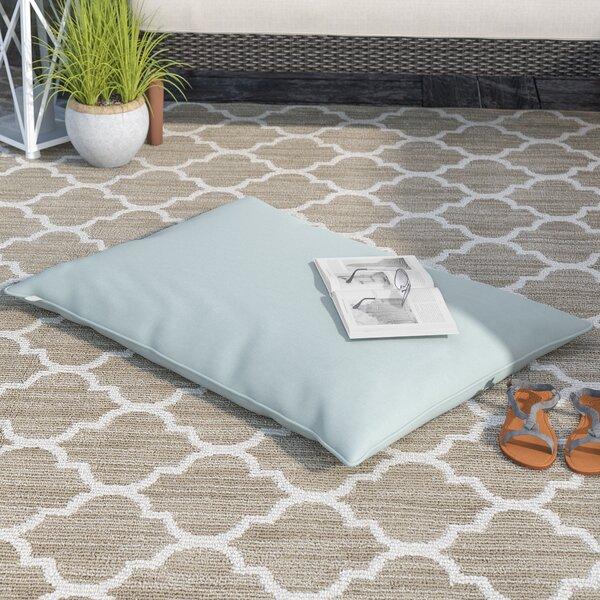 Edwards Outdoor Sunbrella Lumbar Pillow by Rosecliff Heights