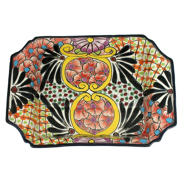 Castillo Family Platter by Novica