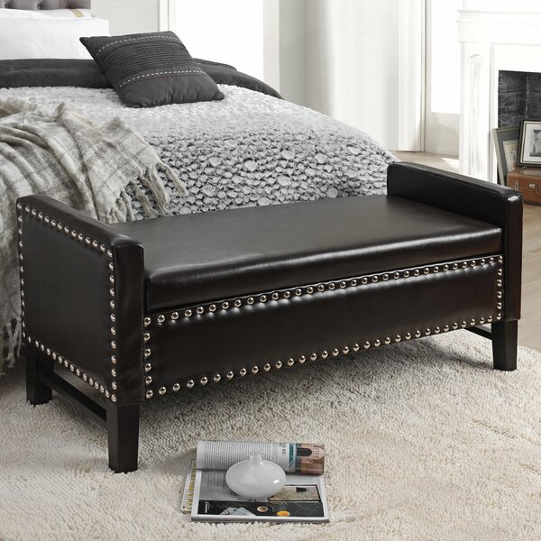 Rosabel Storage Bench By Charlton Home