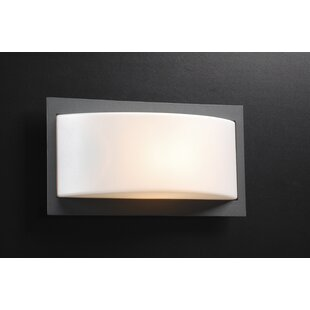 Looking for Kingsteignt 1-Light Outdoor Flush Mount By Ebern Designs