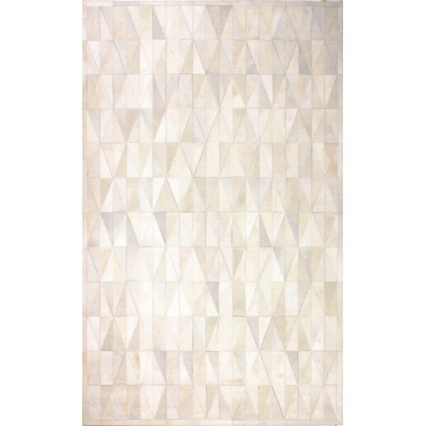 Heath Hand-Woven Ivory Area Rug by Willa Arlo Interiors