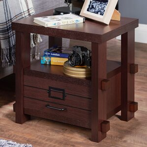 Del Norte End Table by Loon Peak
