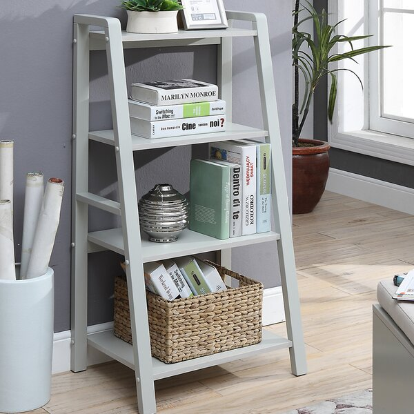 Arabadjis Ladder Bookcase by Ebern Designs