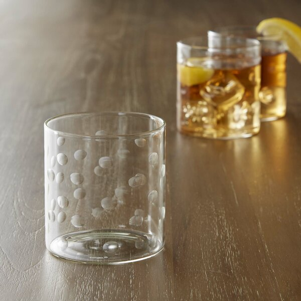 Styron Polka Tumblers (Set of 6) by Langley Street