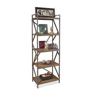 Olivas Display Pier Multimedia Storage Rack by Union Rustic