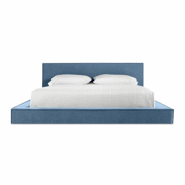 Dodu Upholstered Platform Bed by Blu Dot