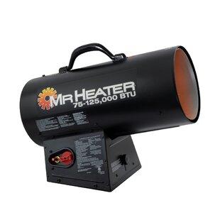 125,000 BTU Propane Forced Utility Heater by Mr. Heater