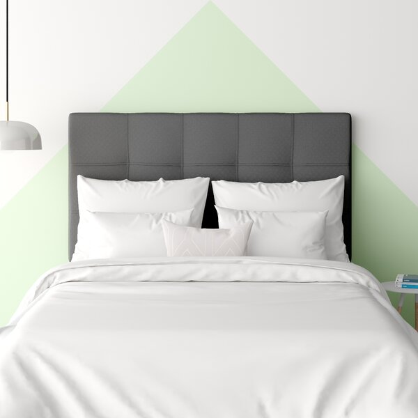 Fomo Olmstead Upholstered Panel Headboard by Hashtag Home