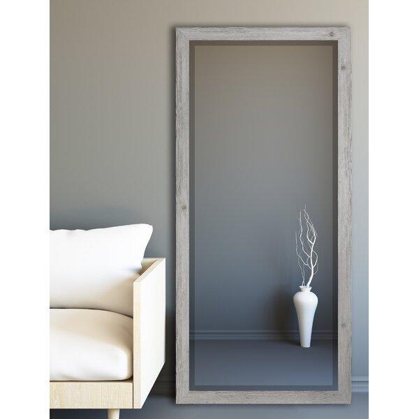 Rosborough Traditional Extra Tall Floor Accent Mirror