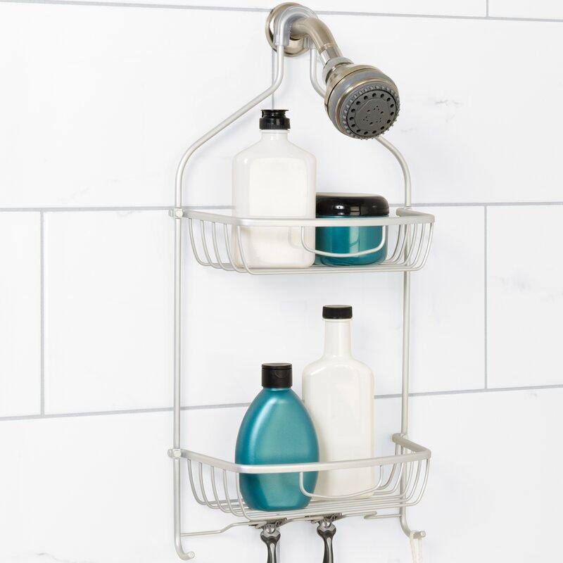 Versalot Never Rust Shower Caddy & Reviews | Wayfair