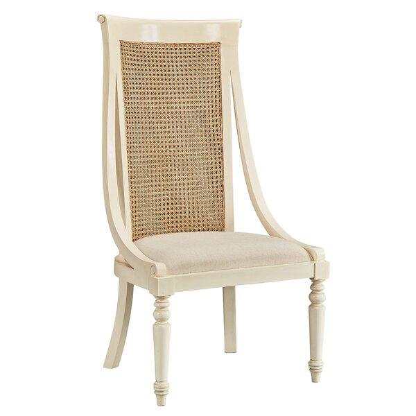 Miyashiro High Back Dining Chair (Set of 2) by Bloomsbury Market
