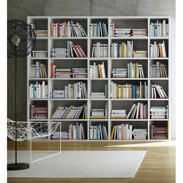 Ottley Library Bookcase By Tema