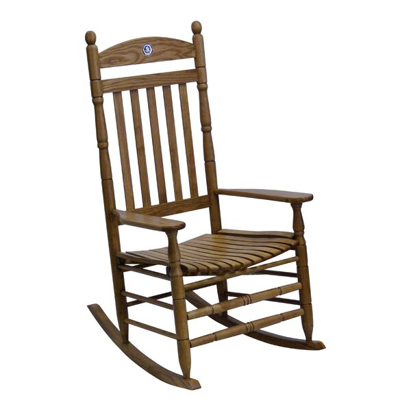 Collegiate Rocking Chair by Hinkle Chair Company