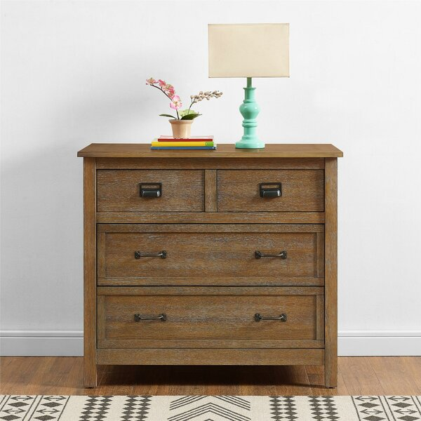Baltimore 3 Drawer Dresser by Harriet Bee