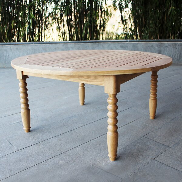 Rumfelt Coffee Table By Millwood Pines