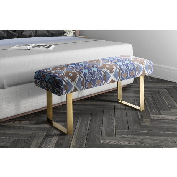 Langdon Bench by Bungalow Rose