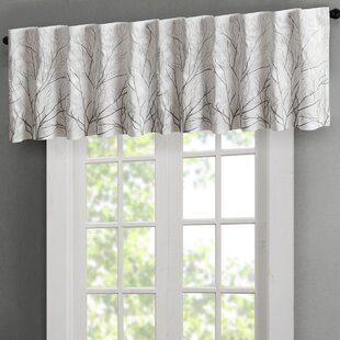 White Valances U0026 Kitchen Curtains Youu0027ll Love | Wayfair