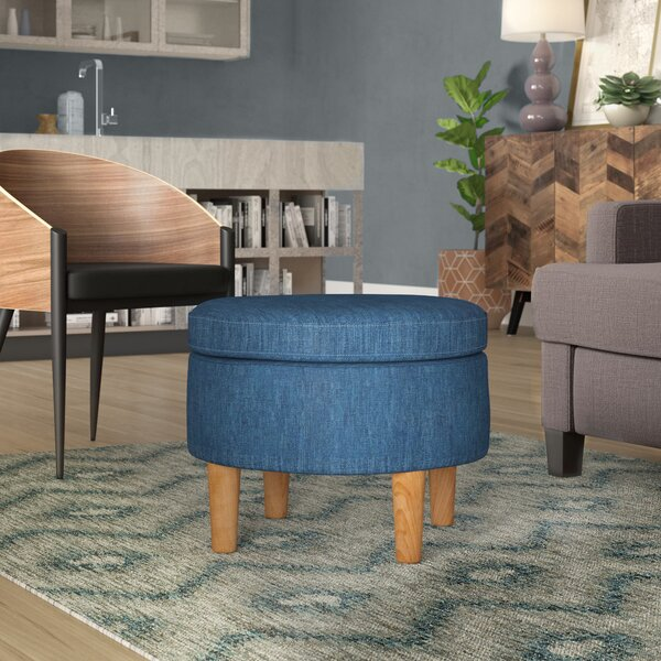 Keith Round Ottoman By Wrought Studio Today Sale Only