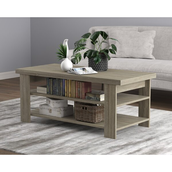 Poteet Coffee Table By Foundry Select