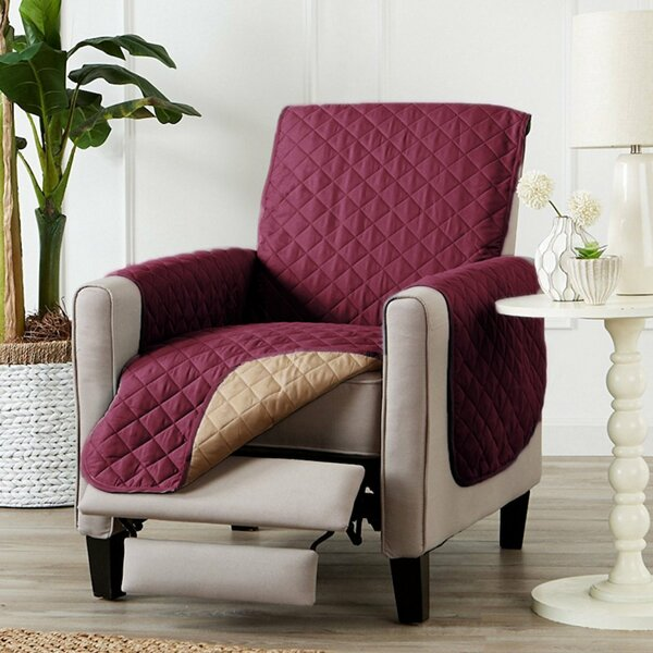 T-Cushion Recliner Slipcover By Winston Porter
