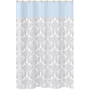 Find the perfect Avery Cotton Shower Curtain By Sweet Jojo Designs