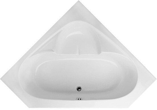 Builder 59 x 59 Soaking Bathtub by Hydro Systems