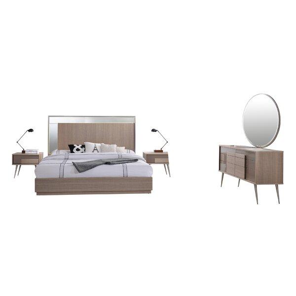 Bulluck Platform 5 Piece Bedroom Set by Corrigan Studio