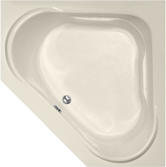 Designer Clarissa 55 x 55 Soaking Bathtub by Hydro Systems