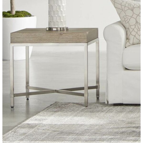 Ormside End Table by Gracie Oaks