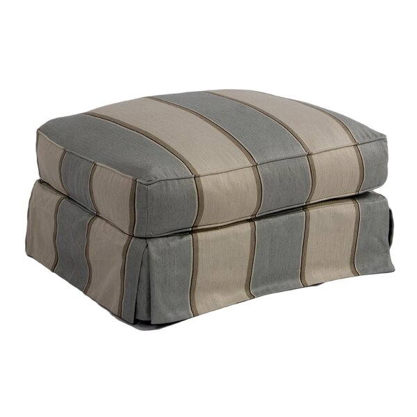 Glenhill Ottoman by Rosecliff Heights