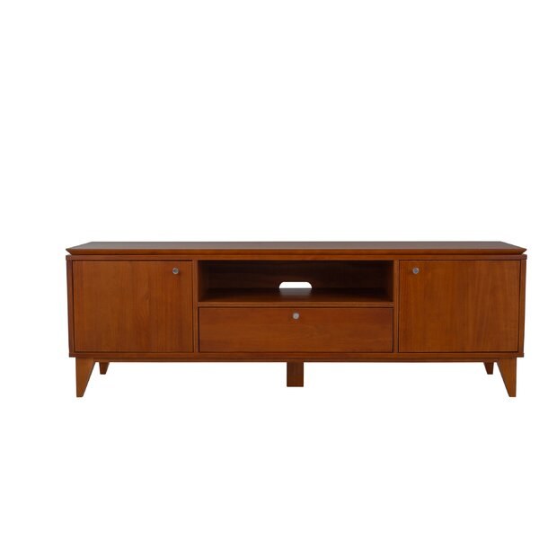 Lasseter Solid Wood TV Stand For TVs Up To 75
