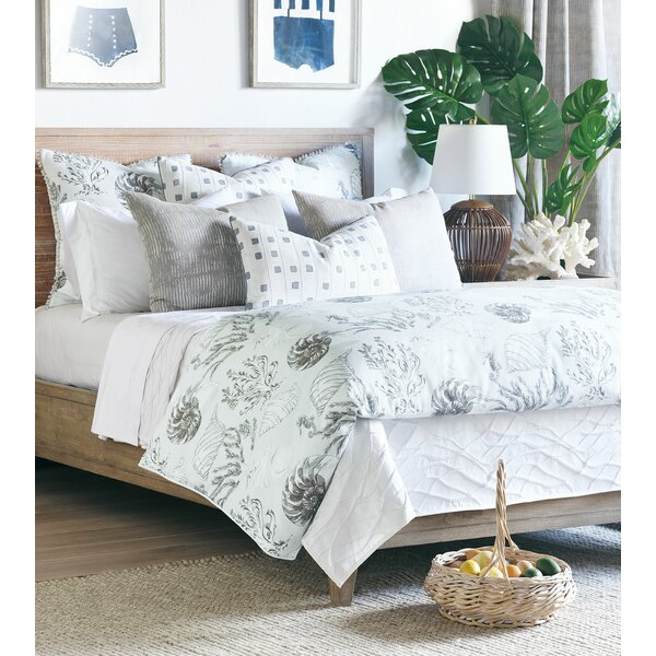 Edisto Seashell Single Comforter