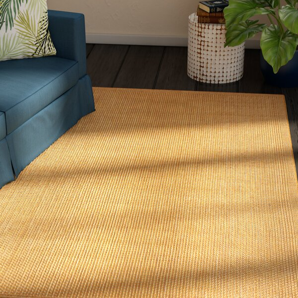 Cecile Beige Indoor/Outdoor Area Rug by Beachcrest Home
