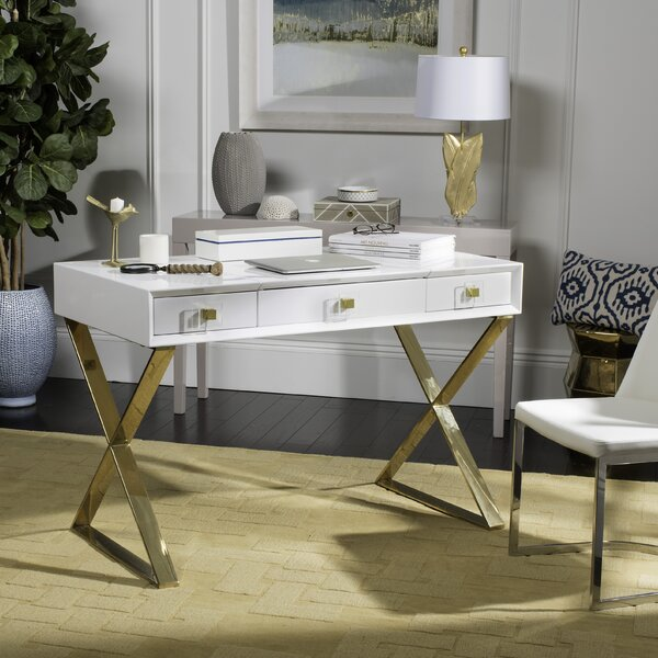 Ansell Vanity with Mirror by Willa Arlo Interiors