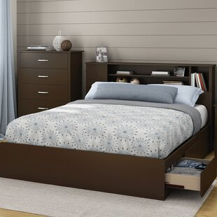 Fusion 40 25in Tall Queen Platform Bed