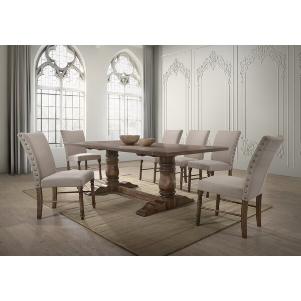 Callen 7 Piece Dining Set by One Allium Way One Allium Way