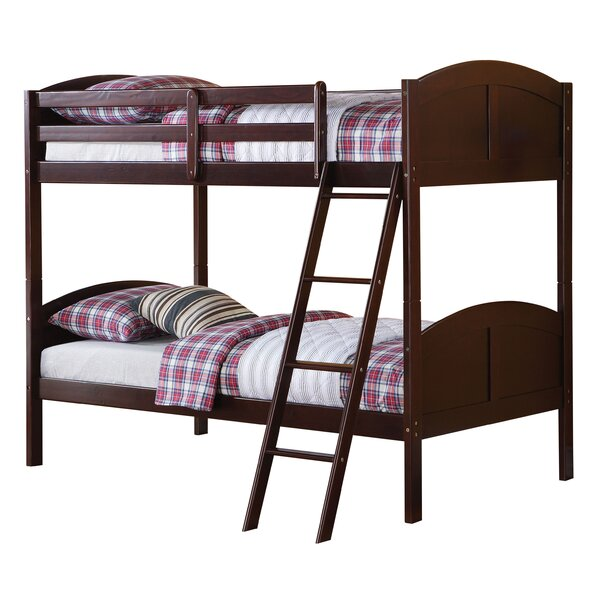 Rahul Twin over Twin Bunk Bed by Harriet Bee