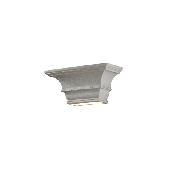 Hill Concave 1 Light Wall Sconce by Alcott Hill