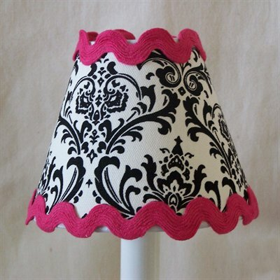 Classy Damask Night Light by Silly Bear Lighting