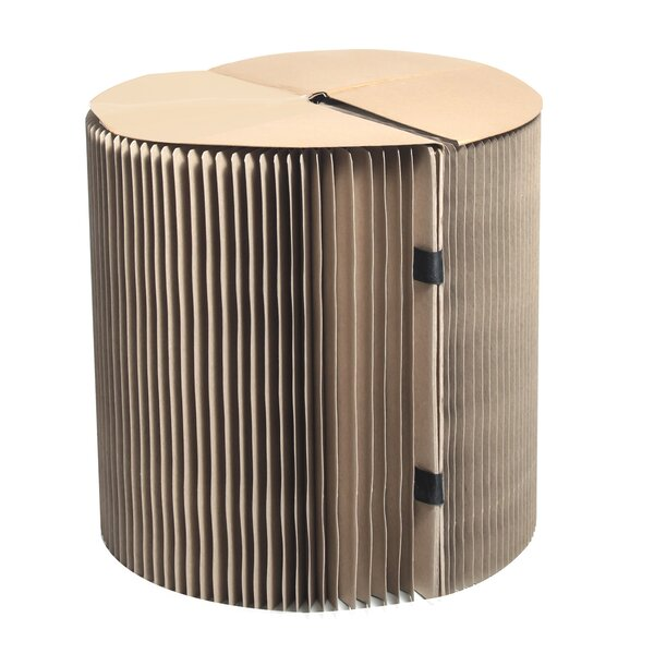 Portable Paper Stool by Innova Imports