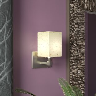 Savings Luzerne Peri 1-Light LED Armed Sconce By Brayden Studio